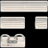 Изогнутый керамический инфракрасный нагреватель с термопарой ОвенКомплектАвтоматика Т-ИНС 1000W
