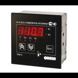 Измеритель ПИД-регулятор для управления задвижками и трехходовыми клапанами ОВЕН ТРМ12-Щ1.У.К