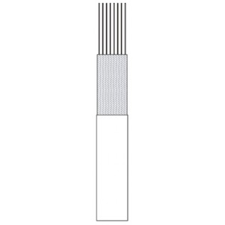 Силиконовый нагреватель ЭНГЛ-1-0,03/24-1,0