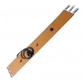Ленточный нагреватель с автоматическим режимом поддержания температуры ОвенКомплектАвтоматика БНГБ  880.145.500.220 (Тсрабат. +40С; Т аврийного откл. +60С)